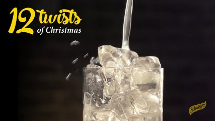 Schweppes Xmas Cocktail